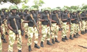 Nigerian Army Salary Structure 2020