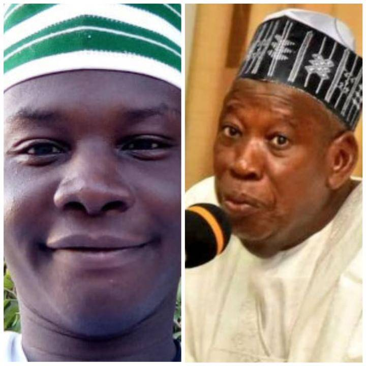 Yahahya Aminu Shariff Sentence - Ganduje says he will sign the death warrant of singer