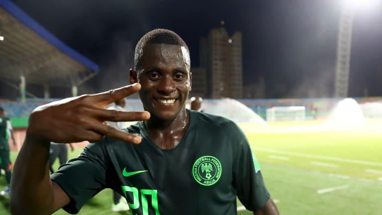 Nigeria U17 vs Australia U17
