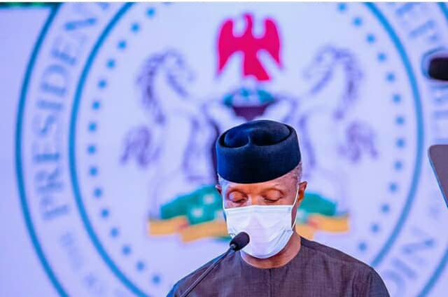 FG set to focus on Auto gas as alternative to petrol – Osinbajo