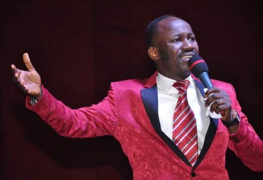 Why I prayed that COVID-19 should not end – Apostle Suleman