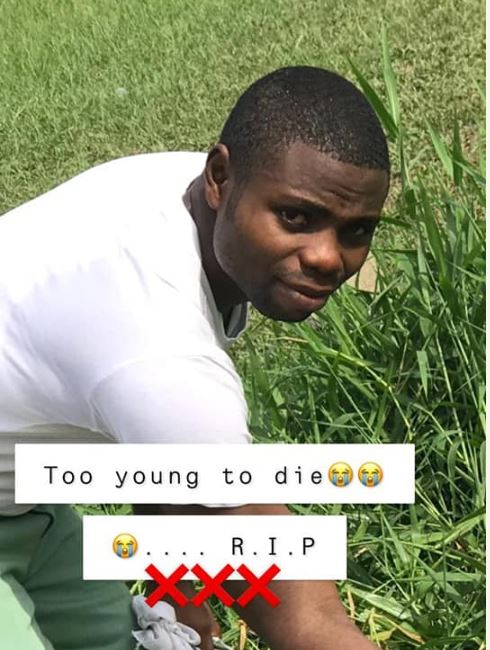 So Sad! Handsome Bayelsa Corper Dies While Serving, Body Wrapped In Nylon Bag And Transported On Boat