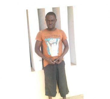 Man arrested for impregnating his daughter in Ogun
