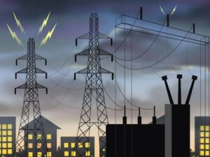 Blackout as National Grid Collapses