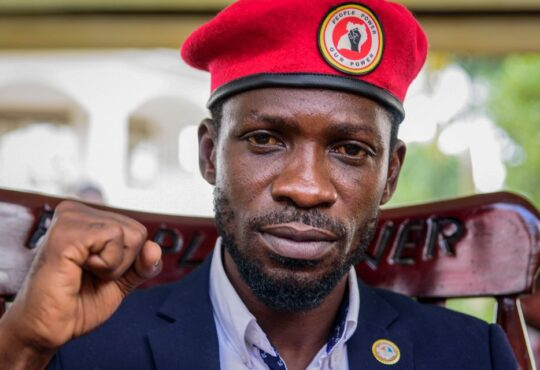 Freed Ugandan Opposition Leader Bobi Wine Pledges to Continue Fight