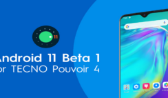 How to get the Android 11 beta on TECNO Pouvoir 4