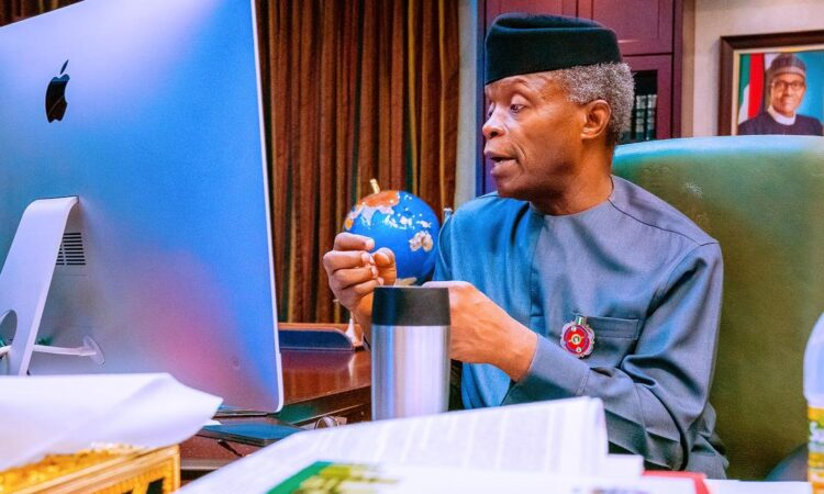 MSMEs SURVIVAL FUND: WE MUST FIND WAYS OF DOING MORE, SAYS OSINBAJO