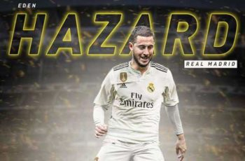 Real Madrid Confirm the Signing of Hazard