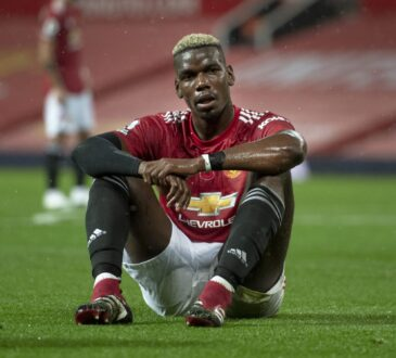 Paul Pogba set to leave Manchester United