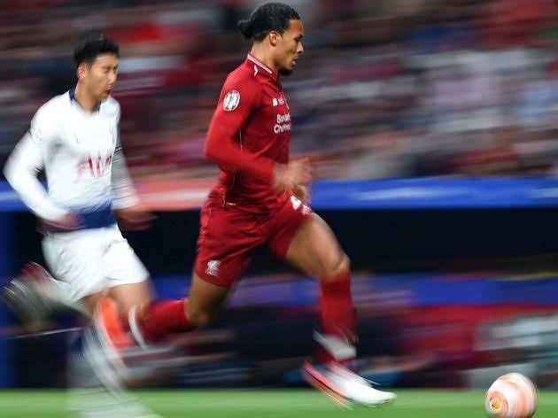 Fastest Player in 2018-2019 Champions League