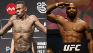 Here We will show you how to watch Israel Adesanya vs Yoel Romero in Nigeria and USA
