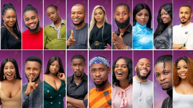 BBNaija Top 5 Housemates