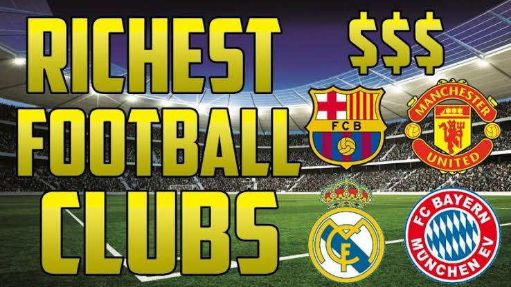 Richest Football Club In Europe