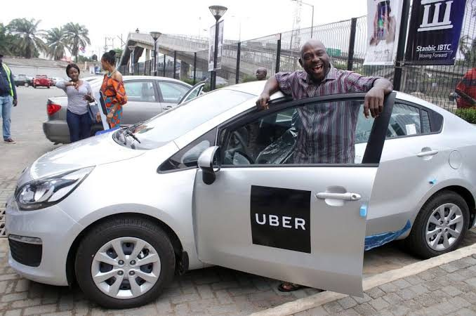 How To Become A Uber Driver In Nigeria
