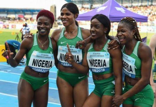 Nigeria Olympic Team 2021
