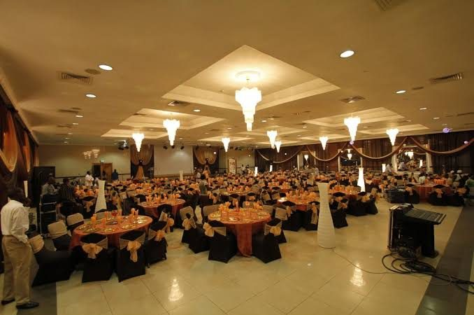 Most Luxurious Event Halls In Lagos