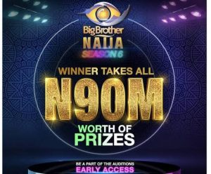 How Make Your Message Appear On TV In Big Brother Naija 6