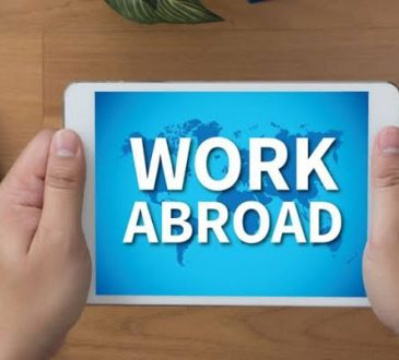 How To Get A Job Abroad From Nigeria