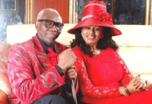 Nigerian pastors and their wives
