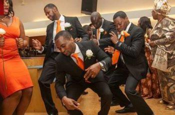 Nigerian Dance Steps