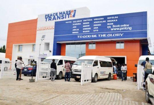 Peace Mass Transit Online Booking