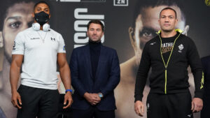 How to Watch Anthony Joshua Vs Pulev Fight Live In Nigeria
