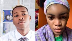 """""""I sincerely apologise for my actions"""" – Ex DMW rapper, Lil Frosh finally speaks after beating girlfriend to pulp"""