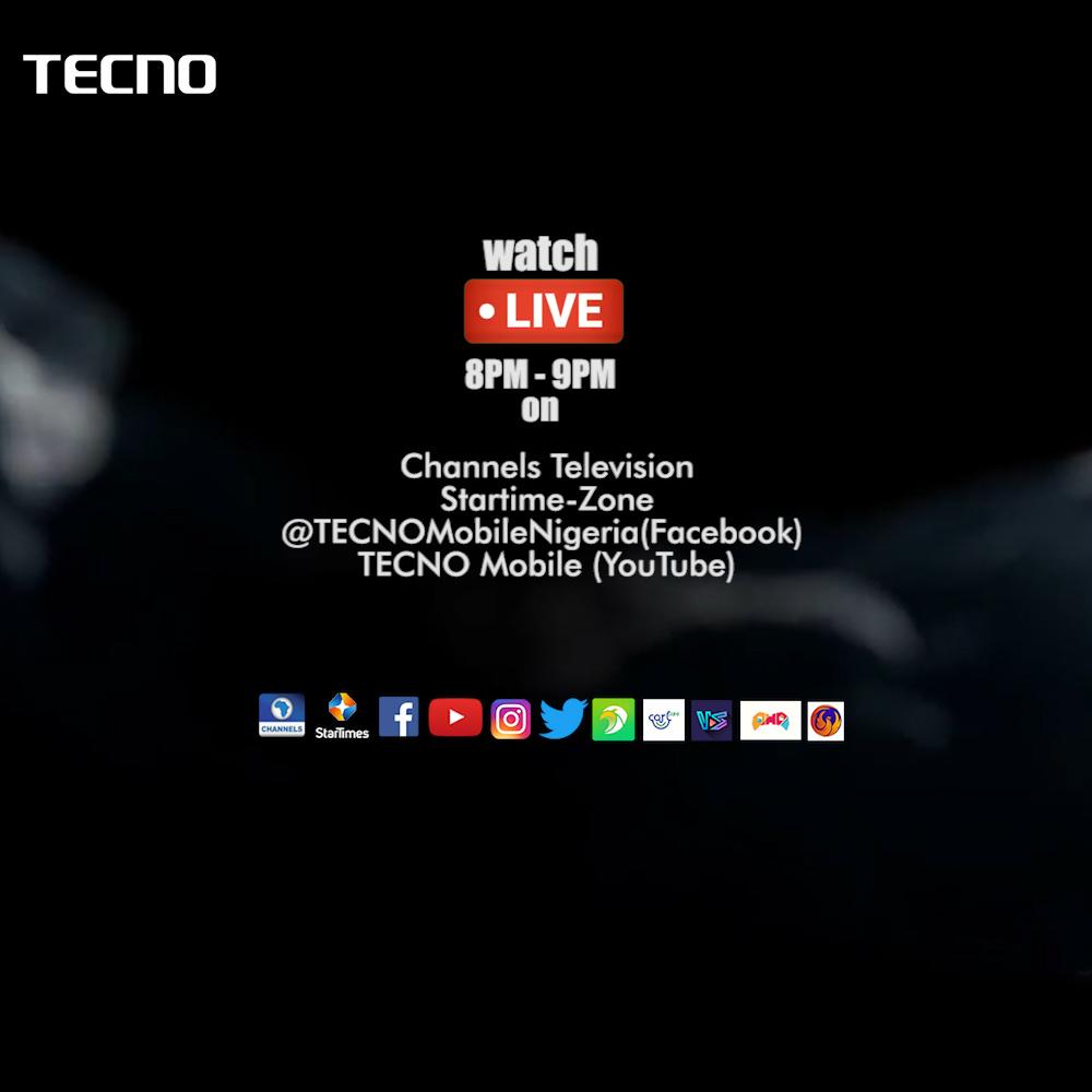 TECNO Camon 15 Launch