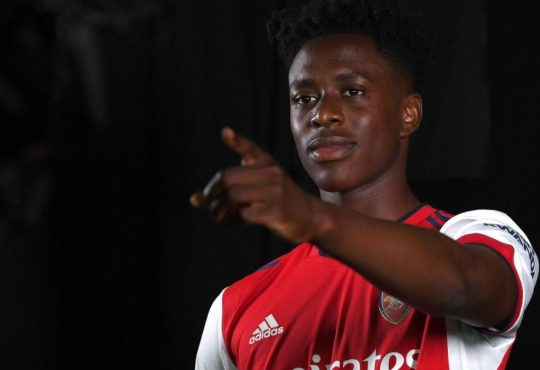 Arsenal have completed the signing of Anderlecht midfielder on a long-term contract.