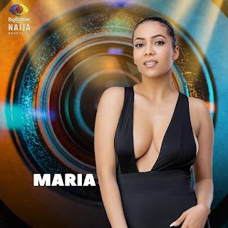 BBNaija Yerins saw me naked – Maria reveals