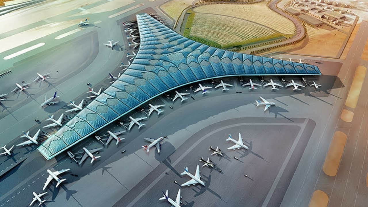Top Ten International Airports in Africa