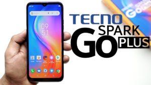 TECNO Spark Go Plus