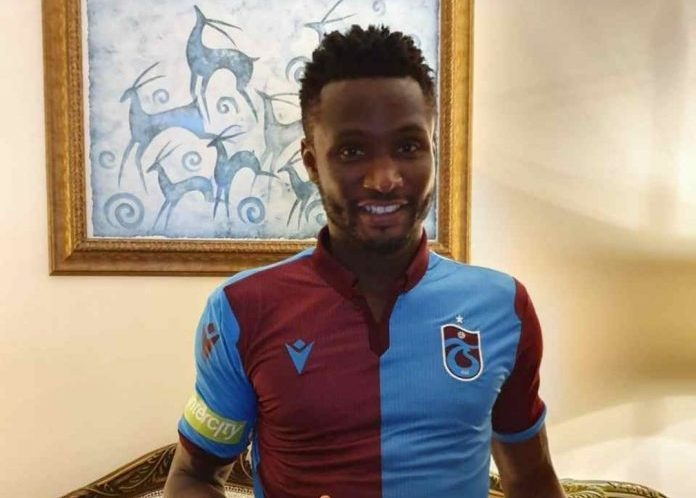 Mikel Obi joins new club