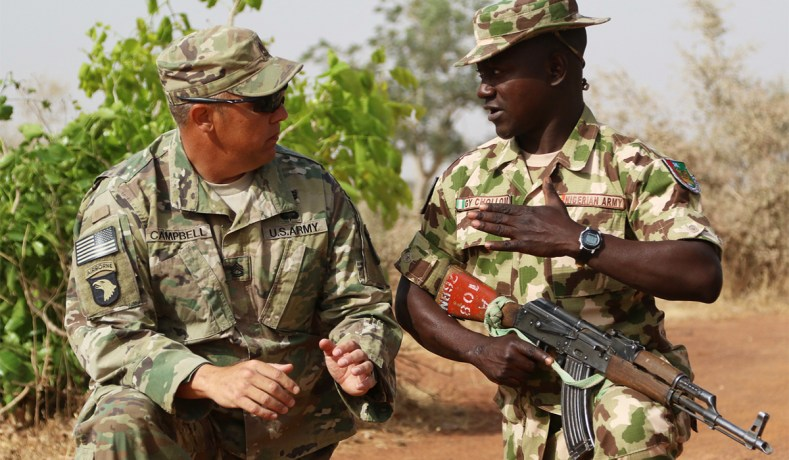 U.S rescues kidnapped citizen Philip Walton in a military operation in Nigeria