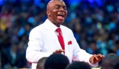 Oyedepo church members stealing