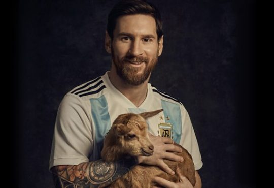 Kanye West Drops Incredible Lionel Messi Bar In His New Album