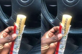 Photo of expiry date printed on Gala goes viral online.