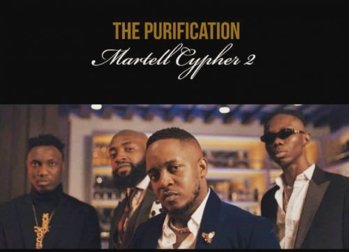 Martell Cypher 2 Lyrics