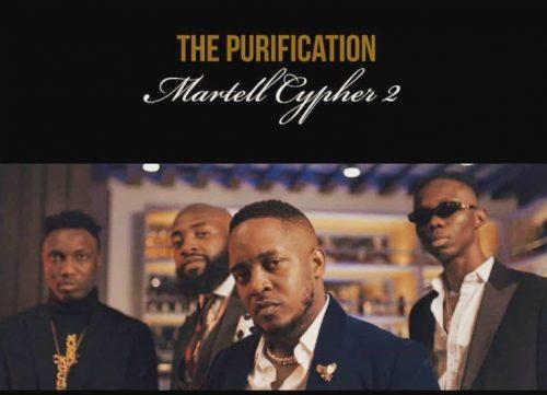 Martell Cypher 2 Lyrics