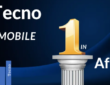 TECNO beats Samsung to win the African smartphone crown in 2020