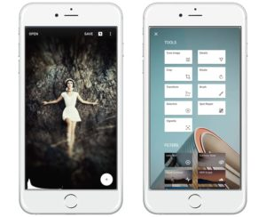 Photo Editing Apps For iPhone-  .