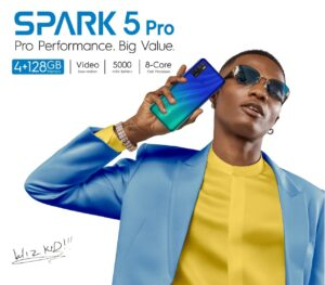 Top Big Value Upgrades of Spark 5 Pro compared to the Spark 5