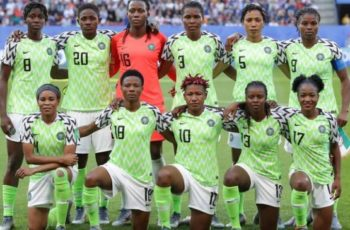 """Hope for Super Falcons! Nigeria May Qualify As """"Best Losers"""""""