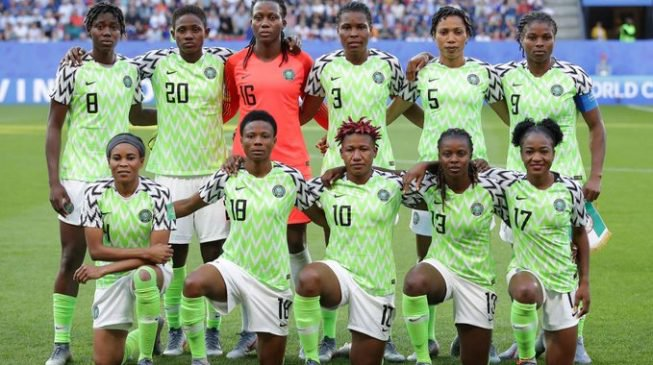 "Hope for Super Falcons! Nigeria May Qualify As ""Best Losers"""