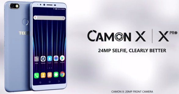 Camon X and X Pro Review