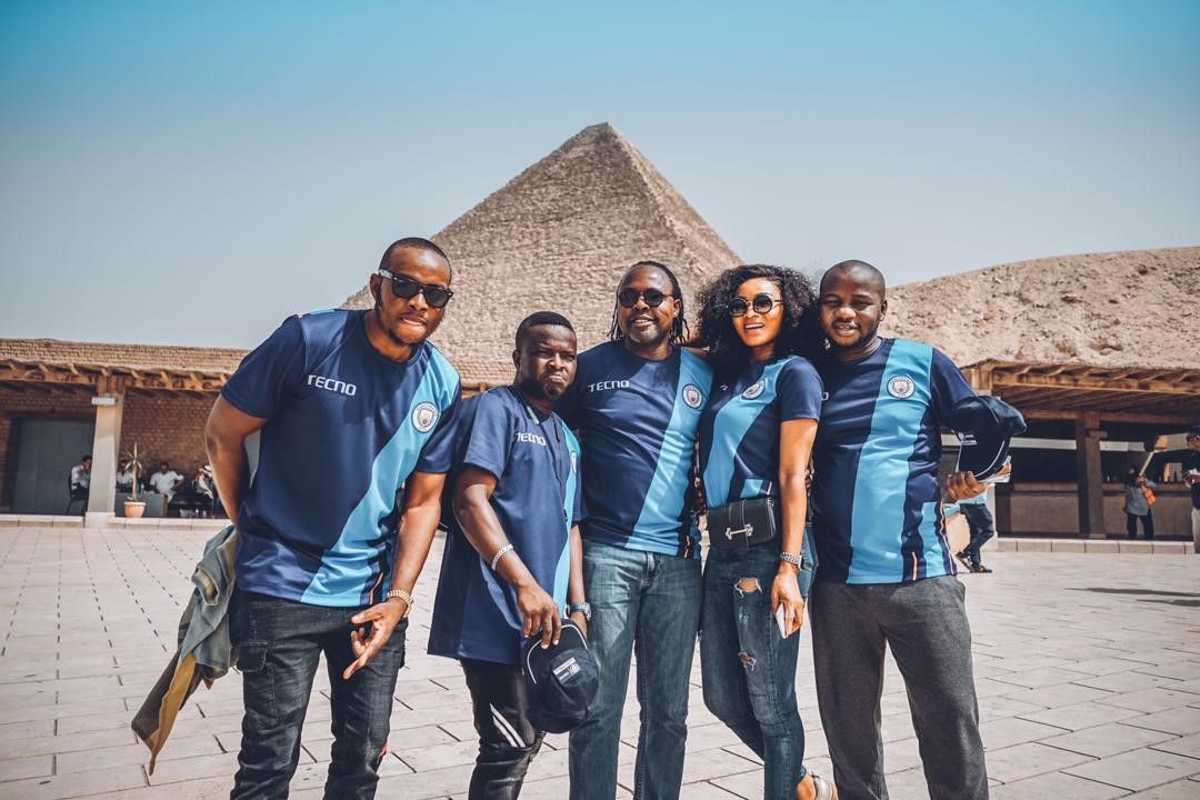 TECNO Egypt Tour