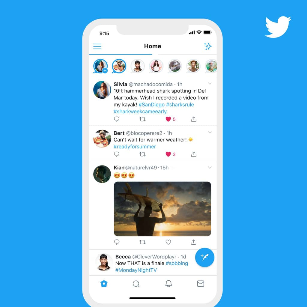 Twitter Stories is here - See All You Need to Know About Fleet