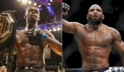 How To Watch Israel Adesanya vs Yoel Romero UFC Fight Live In Nigeria And USA