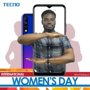 TECNO International Women's Day 2020