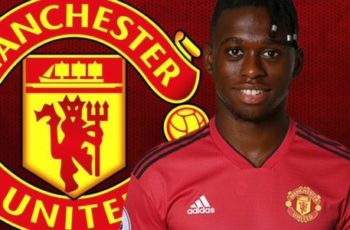 Manchester United Complete Signing Of Crystal Palace's Wan-Bissaka